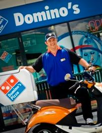 how to get dominoes franchise in australia