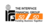 Interface Financial Group 50/50 logo