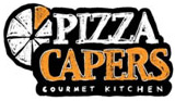 Pizza Capers franchise uk Logo
