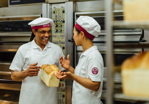 Bakers Delight franchise business opportunity Australia bakery bread
