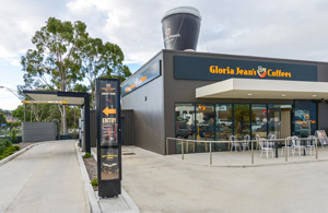 Gloria's Jeans Coffee franchise business opportunity cafe management retail