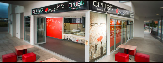 Crust Gourmet Pizza franchise business opportunity retail
